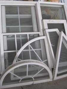 Windows help to keep cold air out, but only if they are intact
